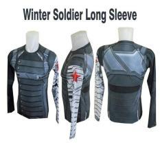 Baselayer Manset Under Armour Winter Soldier Longsleeve Lengan Panjang - 3E3dc7