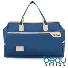 Beau Design Unisex Tas Olahraga Gym Waterproof Nylon Sports Travel Duffle Bag By Santorini.