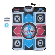 Perbandingan Harga Beau Non Slip Dancing Step Dance Mat Pad Pads Dancer Blanket To Pc With Usb Intl Di Tiongkok