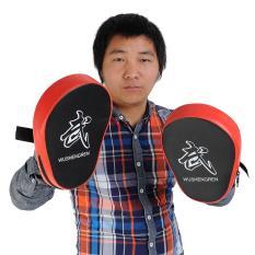 Bellamall2X Tinju Mitt MMA Target Hook Jab Fokus Bantalan Pukul Sarung Tangan Latihan Karate-Intl