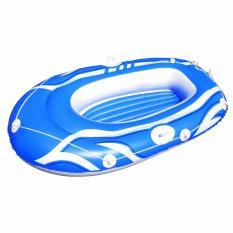 Bestway Inflatable Boat Splash & Play Hydro Force 155cm. Perahu Karet Angin 61050
