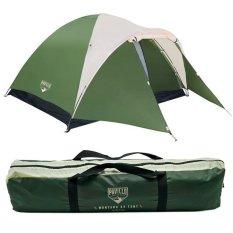 Beli Bestway Tenda Camping Montana Pavillo X4 Tent Tenda Kemah Untuk 4 Orang Online Terpercaya