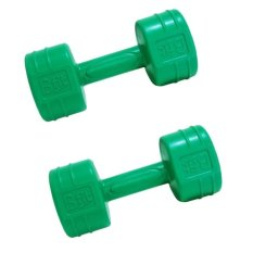 Model Bfit Cement Dumbell Barbell 2Kg 2Pcs Terbaru
