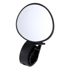 Sepeda stang 360 derajat rotasi spion (Hitam)