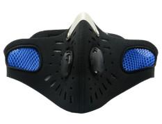 Spek Sepeda Motor Ski Bersepeda Anti By Pollution Masker Sports Luar Room Mulut Antidebu Tapis Biru Oem