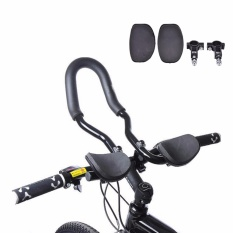 Bicycle Mountain Relaxation Rest Assistant Handlebar Bar Aerobar Triathlon - intl