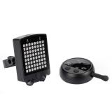 Lampu Belakang Sepeda Laser Ekor Tanda Belok Sepeda Remote Nirkabel Yang Dapat Diisi Ulang Terbaru