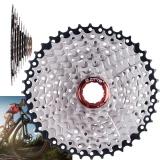 Spek Keluarga Besar 9 Speed Cassette 11 40 T Lebar Rasio Mountain Bike Freewheel Perjalanan Liburan Intl