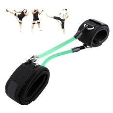 Spesifikasi Big Family Power Kick Training Weight Boxing Running Fitness Resistance Tube Bands Intl Beserta Harganya