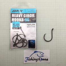 Bkk Heavy Circle Hooks-Ss Teflon Coating Size.5/0 Qty. 6 Pcs - 73Ab7b