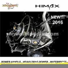 Blood Himax 3000 13 Bearing Reel Pancing Tangguh Berkualitas Kerekan Katrol Real Rill Riil Rel