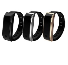 Bluetooth 4.0 Smart Gelang Smart Watch Gelang Kalori Tracker untuk IPhone-Intl