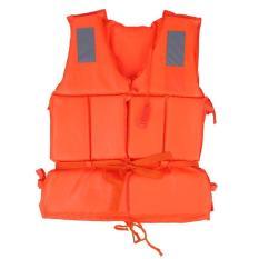 Harga Boating Life Vest Swimming Drifting Jaket Orang Dewasa Dan Anak Anak Hidup Hemat Jaket Dengan Peluit Internasional Online Tiongkok