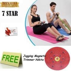 Gratis Ongkir 7STAR - Body Trimmer Alat Pengencang & Pengecil Perut, Punggung dan Lengan +