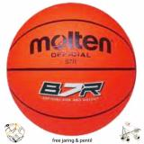 Review Toko Bola Basket Molten B7R Original