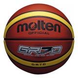 Review Bola Basket Molten Gr7D Brown Molten