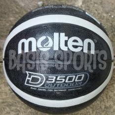 Bola Basket Outdoor Molten B7d3500 ( New )