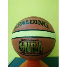 Bola Basket Spalding Semi Kulit - Eb55e7