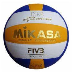 Jual Beli Bola Volley Mikasa Mv 2200 Super Gold Baru Dki Jakarta