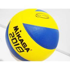 Bola Volly Volley Ball Mikasa Mva300 2018 Official Kw Super - 799A3C