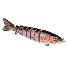 Multi Bersendi Memancing Swimbait Ikan Kecil Umpan Kait Treble Bass-D BolehdealsIDR78000 .