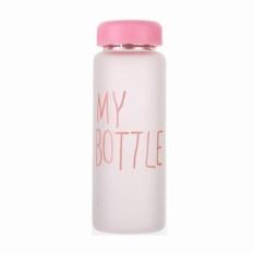 Berapa Harga Boom 500Ml My Bottle Clear Portable Sport Jus Buah Piala Air Botol Perjalanan Outdoor Intl Di Tiongkok