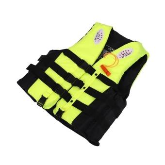 Harga Penawaran Boom-Dewasa Jaket Keselamatan Renang Berperahu Ski Busa Rompi Apung dengan Peluit-Intl discount - Hanya Rp190.300