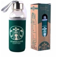 Harga Botol Kaca Starbucks Tempat Minum Starbuck 300Ml Starbucks Original