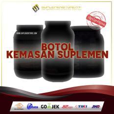 Botol Kosong Bekas Whey, Gainer dan Suplement Original Botol Suplemen Original