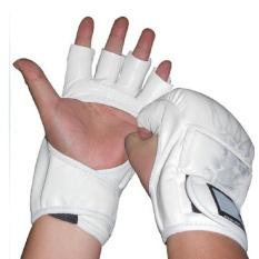 Sarung Tangan Tinju Melawan Sparring Bergulat UFC Mitt MMA Pelatihan Mitt Fighting Kick Olahraga Sarung Tangan-Intl
