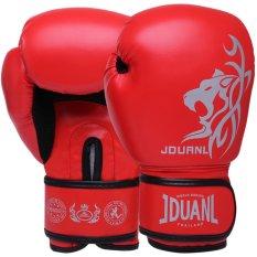 Review Tinju Sarung Tangan Dewasa Jongkok Kepalan Kompetisi Profesional Muay Thai Lawan Pelatihan Sandbag Sarung Tangan Intl Tiongkok