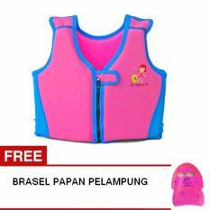 Jual Brasel Baju Pelampung Pink Medium Free Papan Pelampung Ubur2 Online Di Dki Jakarta