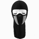 Breathable Dustproof Cotton Motor Cycling Helmet Balaclava Full Face Mask Grey Intl Tiongkok Diskon 50