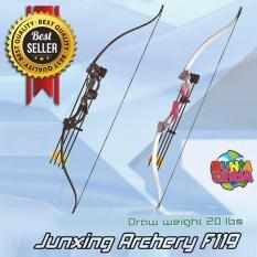 Spesifikasi Busur Panah Anak Wanita Junxing F119 Archery Youth Women Bow Yg Baik