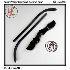 Spesifikasi Busur Panah Riser 40 145 Cm 28 Lbs Bonus Anak Panah Target Dan Panduan Merk Archery