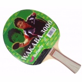 Toko Butterfly Wakaba 3000 Bet Bat Pingpong Tennis Meja North Sumatra