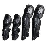 Spesifikasi Buyincoins Siku Lutut Shin Pelindung Bantalan Untuk Menjaga Sepeda Motor Alat Lengkap
