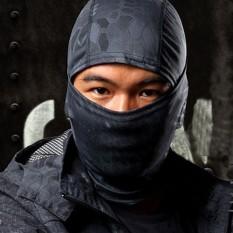 Kamuflase Tentara Bersepeda Motor Cap Balaclava Topi Masker Wajah Penuh BK-Intl