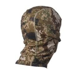 Kamuflase Tentara Bersepeda Motor Cap Balaclava Topi Penuh Wajah B Masker-Intl
