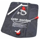 Harga Camp Shower Bag 20 Litres Tas Air Black Yang Murah