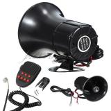 Toko Electronic Sirene Alarm Peringatan Mobil Ambulans Loudpeaker Tanduk 7 Suara 100 Watt Yang Bisa Kredit