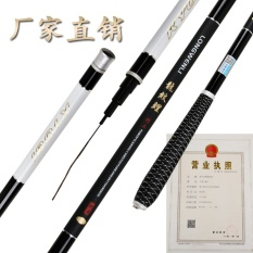 Carbon Fishing Pole Intl Asli