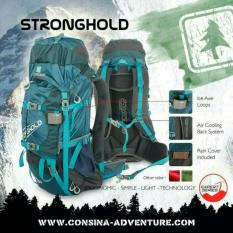 Carrier / Tas Gunung Consina Stronghold 50 L