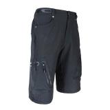 Ulasan Lepas Pants Bang Pendek Komprang Mtb Sepeda Sepeda Pants With Saku Berritsleting Hitam