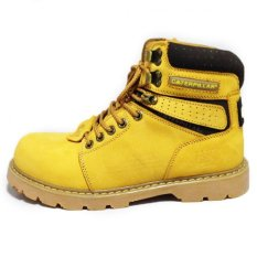 Cat Caterpillar Sepatu Shoes Hiking Ctr-1502 - Light Color