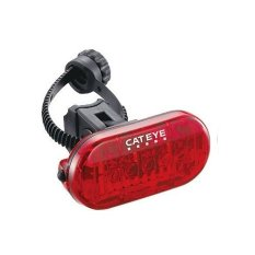 Jual Cateye Omni 5 Ld 155 Bicycle Rear Safety Light Merah Online