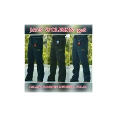 Celana Gunung / Outdoor Jack Wolfskin 13928 Shoftshell Polar