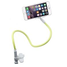 DSstyles Universal Flexible Lazy Hanging on Neck Phone Holder 360° Rotating Bracket for iPhone Samsung