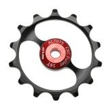 Toko Keramik Bearing Jockey Roda Pulley Road Sepeda Rear Derailleur Hitam 14 T Intl Tiongkok