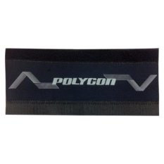 Chainstay Protector Polygon Pyra - Hitam.